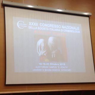 Relazioni violente, al via il XXXII congresso nazionale della società italiana di criminologia
