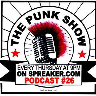 The Punk Show #26 - 08/01/2019