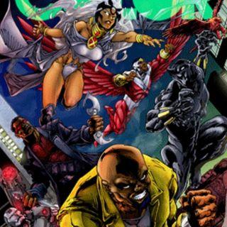 Episode 4- Black Superhero's Part 2