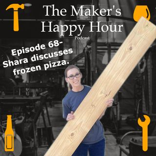 Episode 68- Shara discusses frozen Pizza.