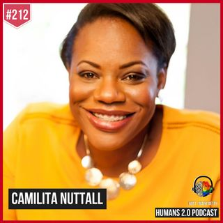 212: Camilita Nuttall | Escaping Poverty In Trinidad to Business Rockstar