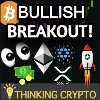 Bullish Crypto News! - $25 Billion AUM Wealthfront Bitcoin & Ethereum Investing - State Street & DekaBank Crypto
