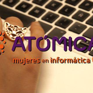 Atómicas: mujeres en informática Usach 1. Entrevista con Constanza Díaz de Technovation Chile.