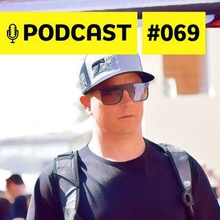 #069 – Kimi Raikkonen, 'apenas' um grande personagem ou um verdadeiro campeão?