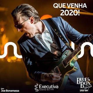 Blues Box - Rádio Executiva - 04 de Janeiro de 2020