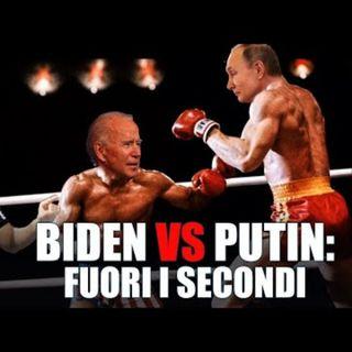 Biden vs Putin_ fuori i secondi - Dietro il sipario - Talk show