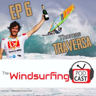 #6 - Thomas Traversa on chasing swells, crucial moments, injuries and... shopping cart racing