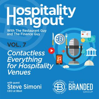 Contactless Everything for Hospitality Venues Vol. 7: Bbot