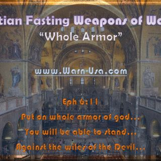 Dynamic Christian Fasting Weapons of our Warfare 2019 Pt4