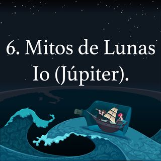 Mitos de Lunas: Io, Prometeo encadenado y la furia de una diosa despreciada. (Júpiter)
