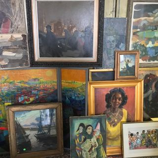 A Hidden Art Collection Revealed In Quincy