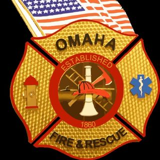 Smile File--Omaha Fire Dept. there for birthday kiids