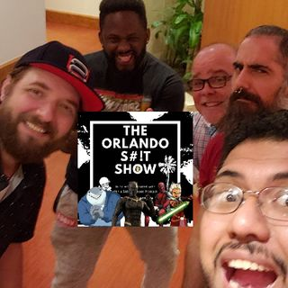 The Orlando Shit Show-  What's a Building