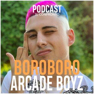 BORO BORO E ALE PUNTOEBBASTA vs Arcade Boyz [ IL CONFRONTO ]