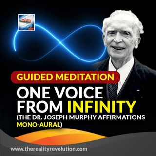 Guide Meditation One Voice From Infinity The Dr. Joseph Murphy Affirmations Mono-Aural
