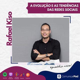 ComunicarPod #36 | A evolução e tendências das redes sociais com Rafael Kiso