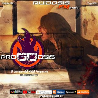 proGDosis 196 - 15ago2020 - Demon Of The Fall