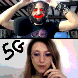 5G, microchip ed esoscheletri pazzeschi (ft. Eliana Streppa)