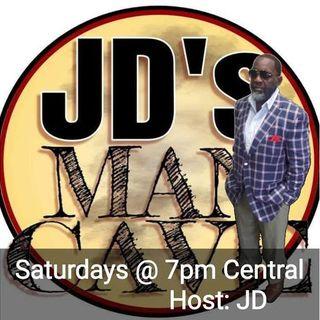 JD's Mancave | Topic: Domestic Violence
