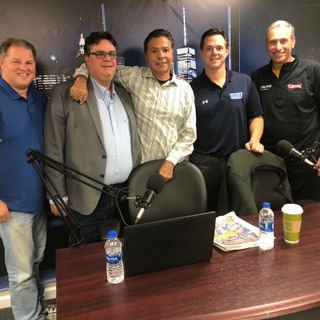 Reach Out with Ray and Steve: NYIT Coach Frank Catalanotto, Adelphi's Dom Scala, and NYSD's Joe McDonald