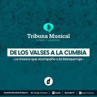 Del criollismo a la cumbia: la música que acompaña a la blanquirroja