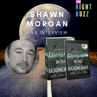 Live Show With Author Shawn Morgan
