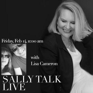 Guest - Lisa Cameron, Artist, Suicide Loss Survivor