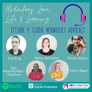 9: Global Midwifery Advocacy