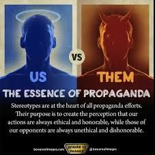 Propaganda, Perception & Behavior