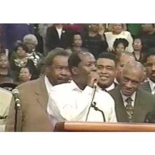 Pastor Derrick W. Hutchins Sr I am A Debtor