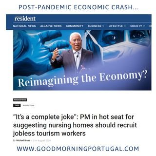 Portugal news, weather & today: reimagining the Portuguese economy