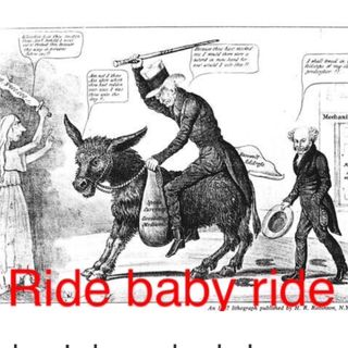 07- Andrew Jackson: The First Jackass