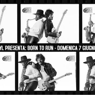 1558 - Championship Vinyl presenta: Born to Run
