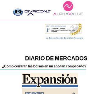 DIARIO DE MERCADOS Viernes 9 Oct