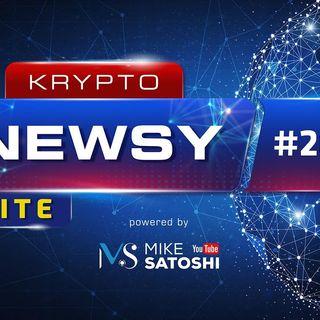 Krypto Newsy Lite #268 | 06.08.2021 | Czy Bitcoin idzie po $100k? Cardano Alonzo na początku września, Legalizacja kryptowalut na świecie