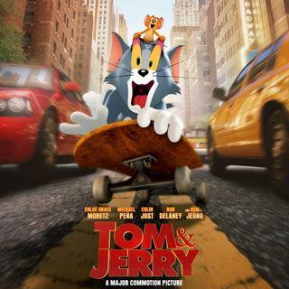 Damn You Hollywood: Tom & Jerry (2021)