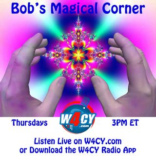 Bob's Magical Corner 10/25