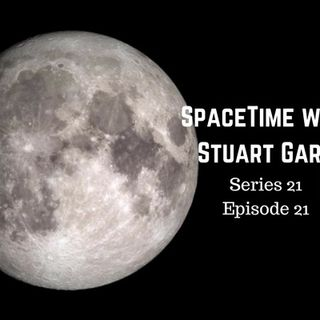 21: New studies suggest the Moon has loads of water - SpaceTime with Stuart Gary Series 21 Episode 21