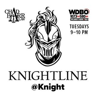 Knightline@Knight 4/13/21 WDBO 107.3FM ** REPLAY**