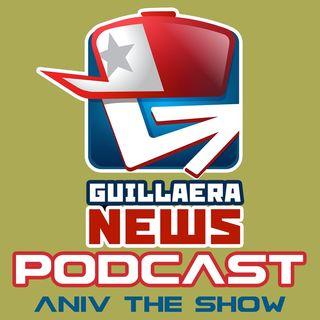 GUILLAERA NEWS PODCAST 133:  ANIV THE SHOW CON EL COYOTE