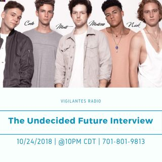 The Undecided Future Interview.