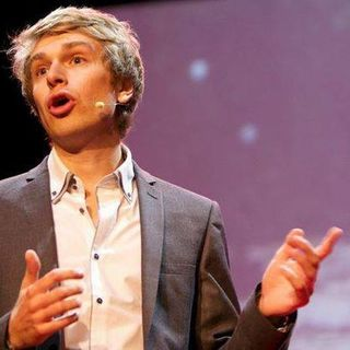 David Saddington, Why I Don't Care About Climate Change, OTG