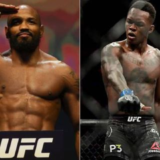 Massive UFC 248 Card Headline By Israel Addesyana Vs Yoel Romero For The UFC Middleweight Title