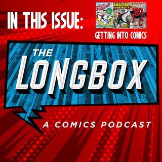 Getting into Comics