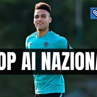 Sosta per le nazionali, l'Inter preme per trattenere 4 giocatori: la situazione