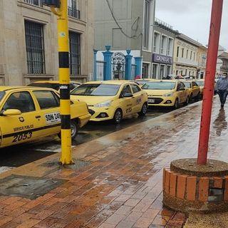Alberto Lombana Lider Taxistas