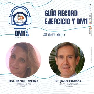 Guía récord, ejercicio y dm1