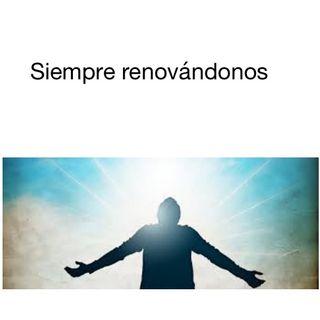 TODOS NECESITAMOS RENOVACION