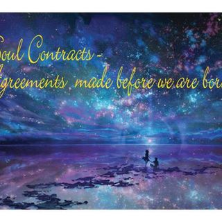 Soul Contracts.. what are they? Intuitive Healer Rita Giganti joins us to explan