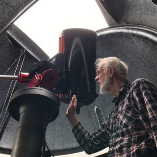 New Plymouth Astronomical Society NZ #5